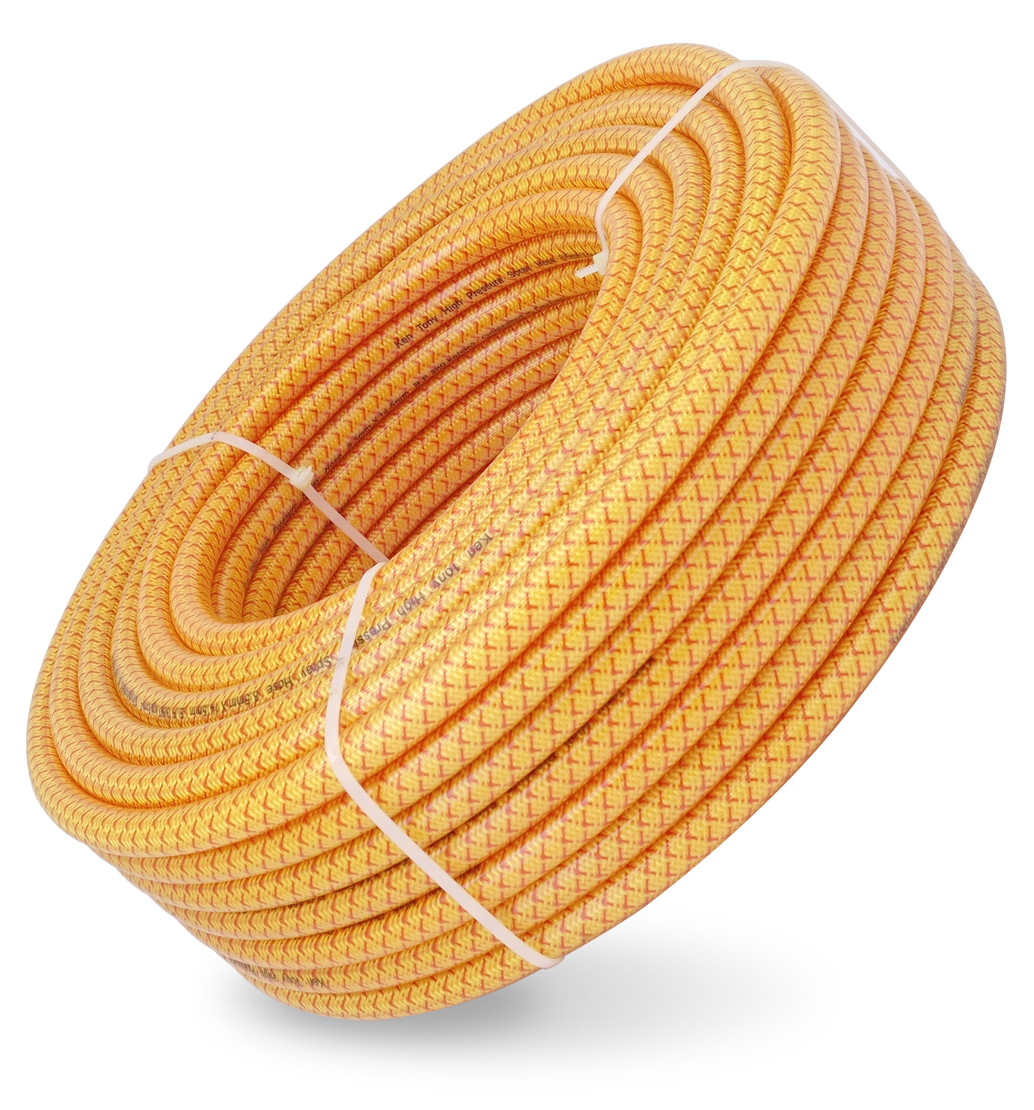 KNITTED HIGH-PRESSURE SPRAY HOSE